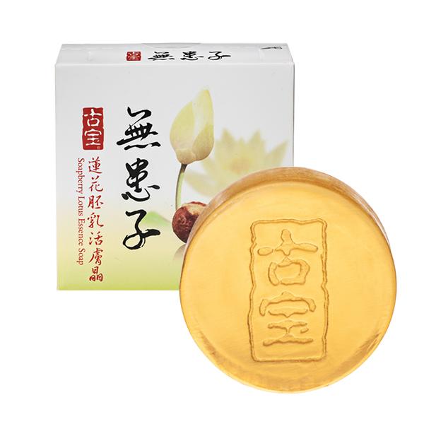 古寶無患子蓮花胚乳活膚晶100g【康是美】