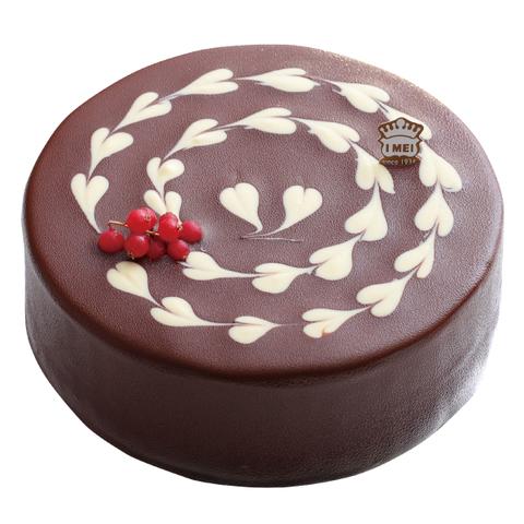 【限門市自取】心心向儂巧克力蛋糕