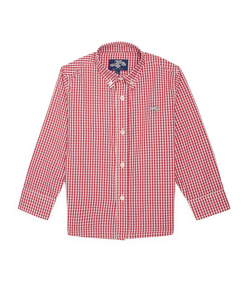 Trotters Thomas Check Shirt (2-12 Years)