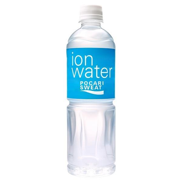 點數15%★食品飲料滿千–POCARI寶礦力水得 ION WATER (580ml) *團購*24入【康是美】