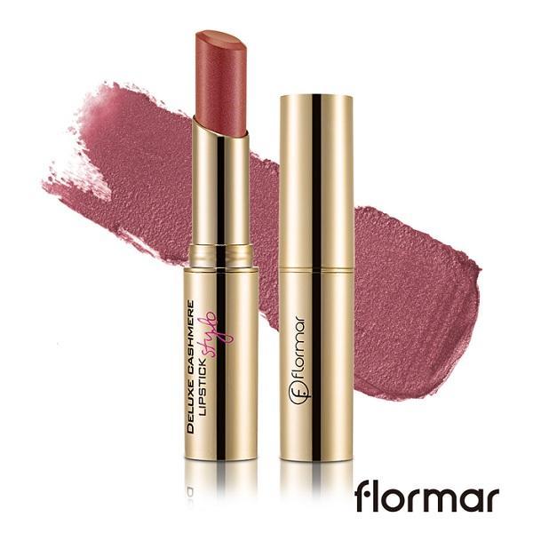 Flormar奢華絲絨唇膏DC35 【康是美】