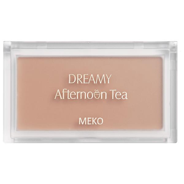 MEKO夢境下午茶腮紅餅03焦糖舒芙蕾 【康是美】