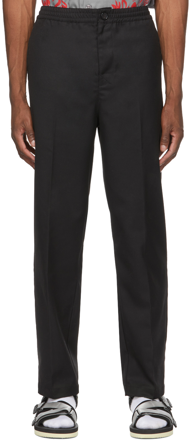 Stüssy 黑色 Bryan 长裤