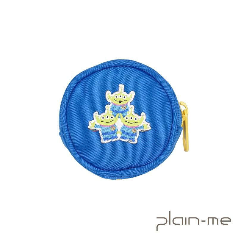 【plain-me】Toy Story 零錢包 (三眼怪) CRV2914【加價購】