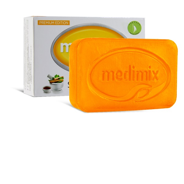 Medimix皇室御用香白美肌皂125g【康是美】