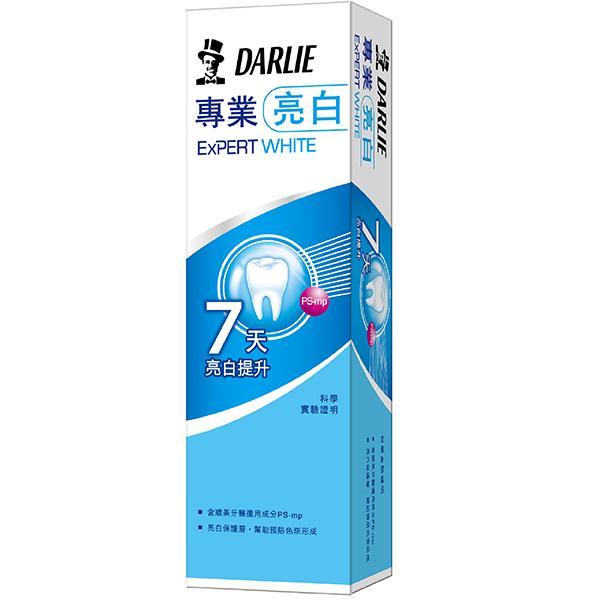 黑人專業亮白牙膏120g【康是美】