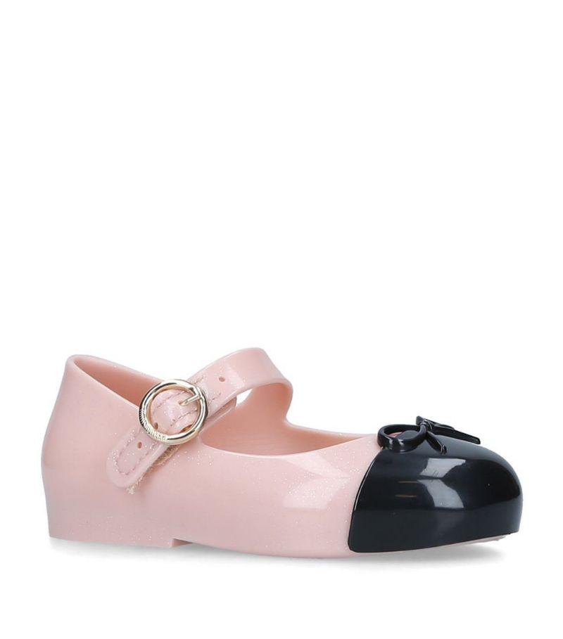 Mini Melissa Sweet Love Ballet Flats
