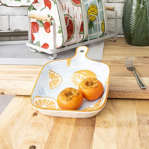 *9英寸單柄烤盤-香橙
