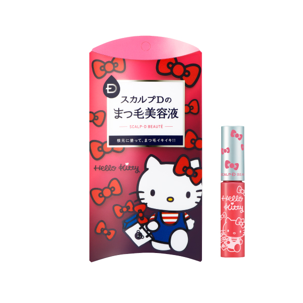ANGFA絲凱露D實力派美睫精華液-Hello Kitty限定版(6ml) 【康是美】