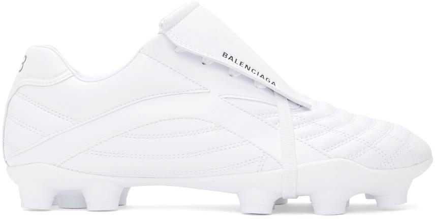 Balenciaga 白色 Soccer 运动鞋