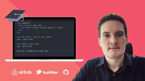 Ruby Programming for Beginners [2020]