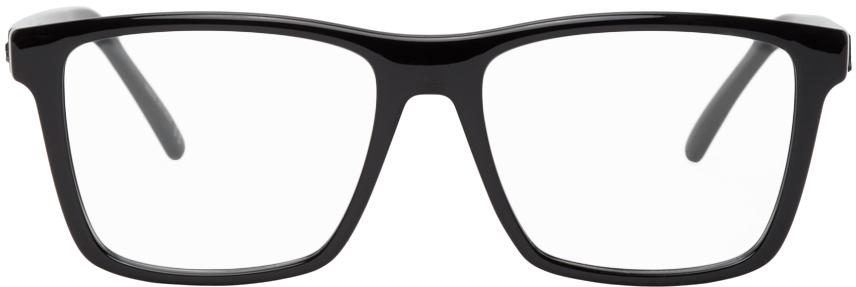 Saint Laurent 黑色 SL 377 眼镜