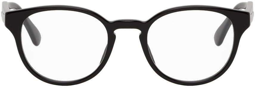 Gucci 黑色圆框眼镜