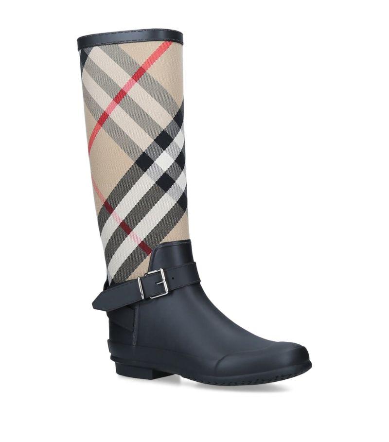 Burberry House Check Wellington Boots