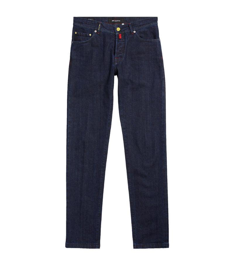 Kiton Slim Jeans