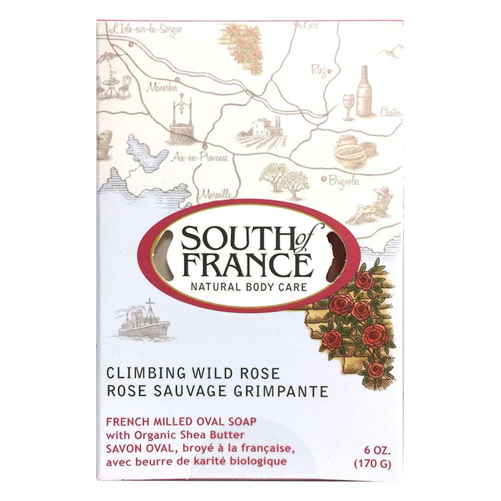 SOF 南法馬賽皂-玫瑰香頌170g【康是美】