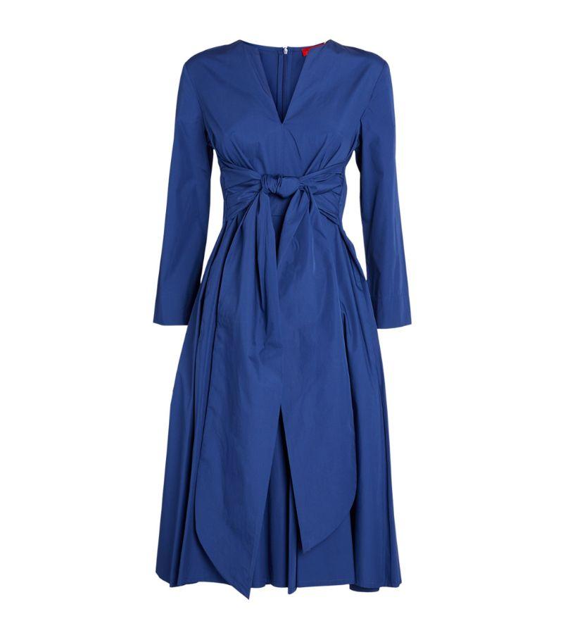 Max & Co V-Neck Midi Dress