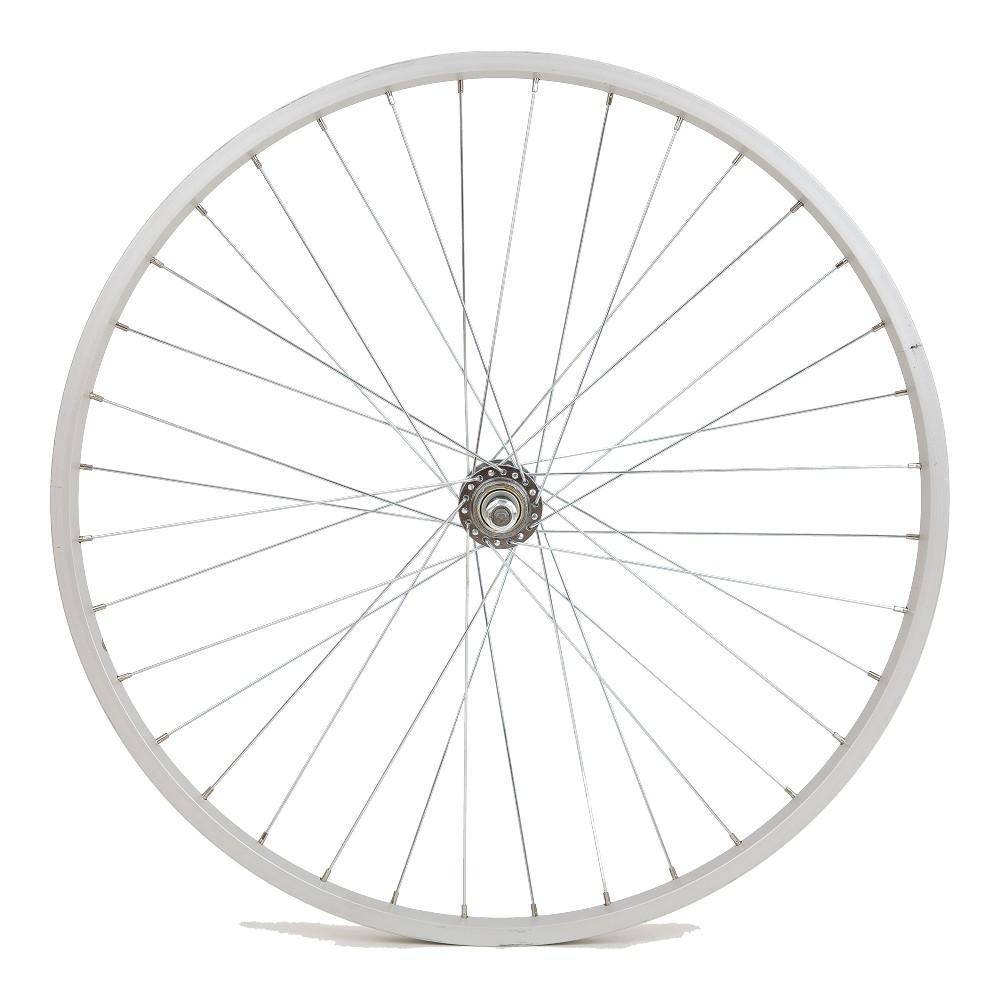 24吋登山車 / 通勤車 鋁合金輪組 --前輪組、變速後輪組 / 單速後輪組-- 可挑選
