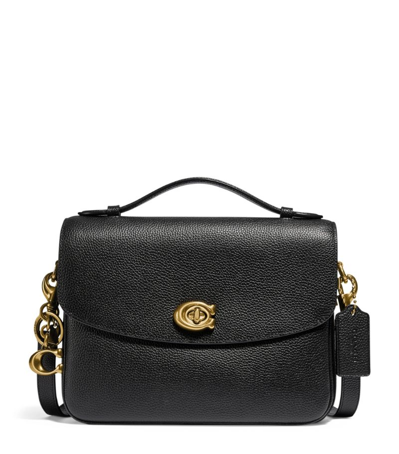 Coach Leather Cassie Cross-Body Bag