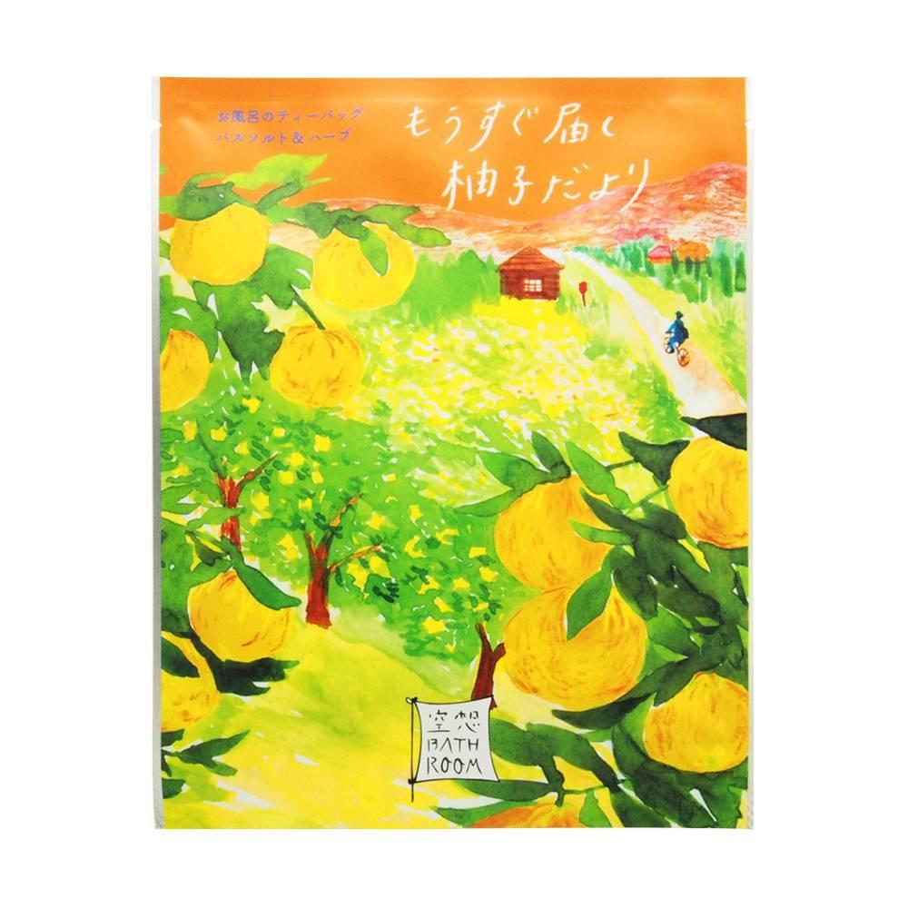 C-我村柚子結實入浴劑/30g【康是美】