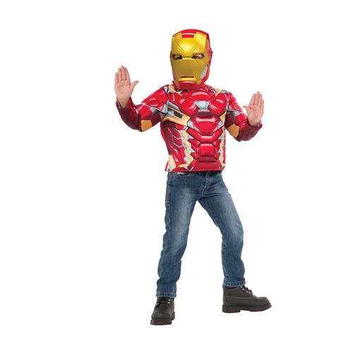 美國imagine 裝扮服飾 - 鋼鐵人(G31720)