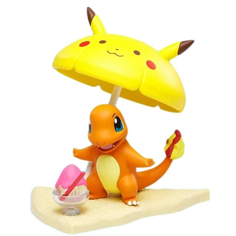 52TOYS 寶可夢 皮卡丘 pokemon 休閒假日系列盲盒 潮玩手辦擺件公仔 生日禮物 盒玩 呆呆獸