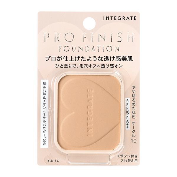 INTEGRATE柔焦輕透美肌粉餅nOC10 【康是美】