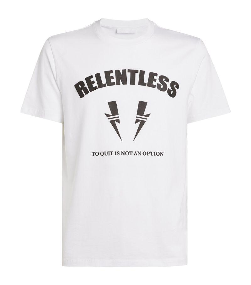 Neil Barrett Cotton Relentless T-Shirt