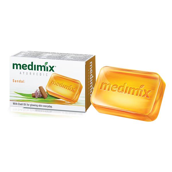 MEDIMIX 印度綠寶石美肌皂-檀香 125g【康是美】