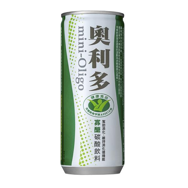 點數15%★食品飲料滿千–奧利多碳酸飲料(240ml)*團購*24入【康是美】