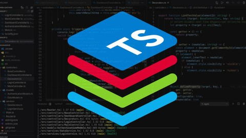Advanced Typescript programming with NodeJs and Webpack