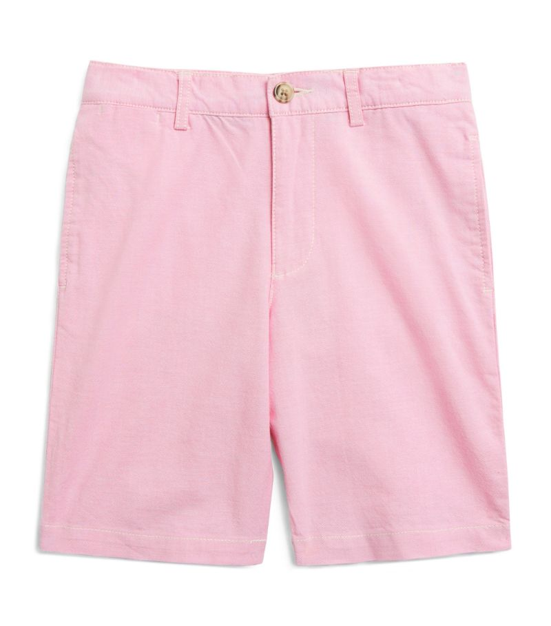 Ralph Lauren Kids Stretch-Cotton Shorts (2-4 Years)
