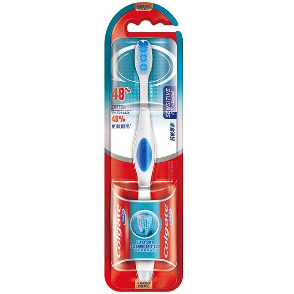 任2件5折*高露潔360度抗敏型牙刷【康是美】