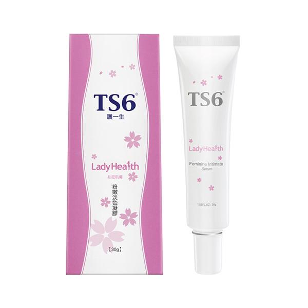 TS6護一生粉嫩淡色凝膠30g 【康是美】