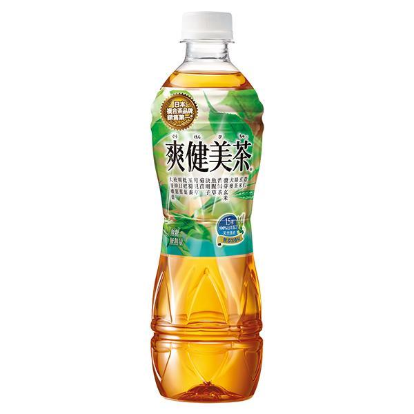 點數15%★食品飲料滿千–爽健美茶535ml x24入團購組 【康是美】