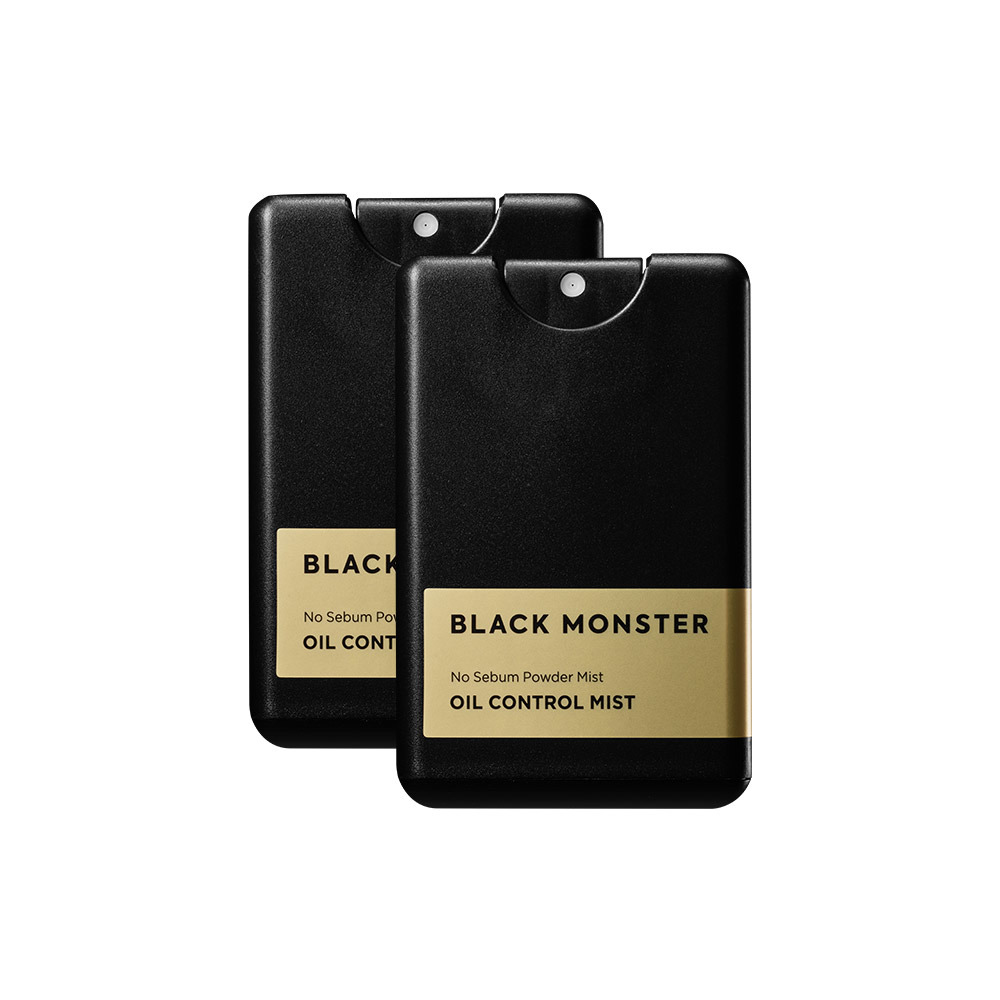 BLACKMONSTER 清爽控油噴霧 【康是美】