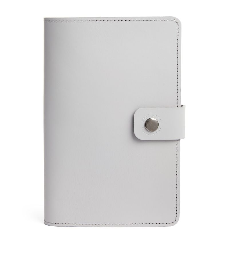 The Stamford Notebook Company Leather Burghley A5 Journal