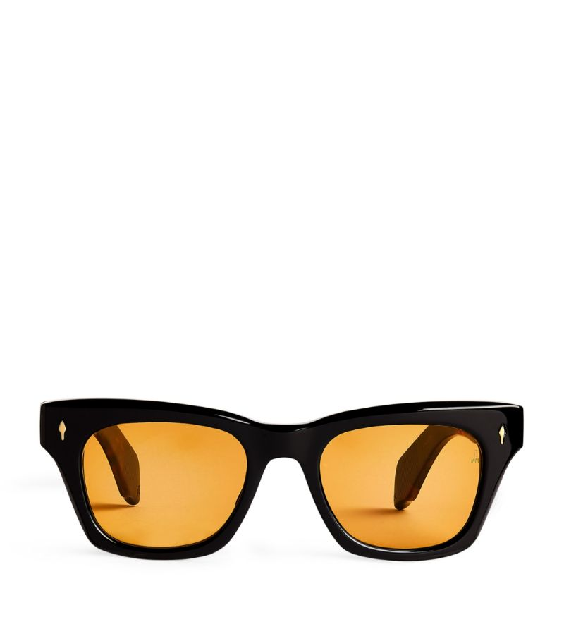Jacques Marie Mage Dealan Cat Eye Sunglasses