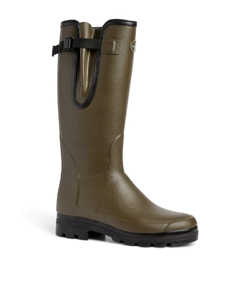 Le Chameau Neoprene-Lined Vierzonord Wellington Boots