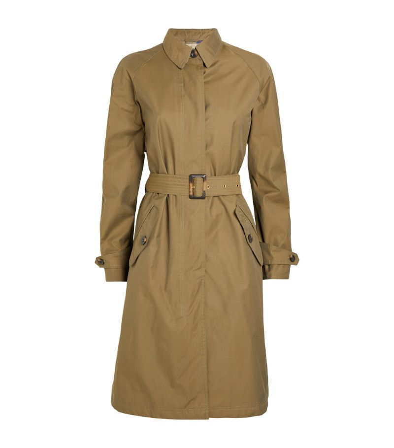 Barbour Brunswick Trench Coat