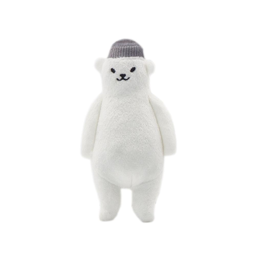 【加價購$180】品牌北極熊吊飾