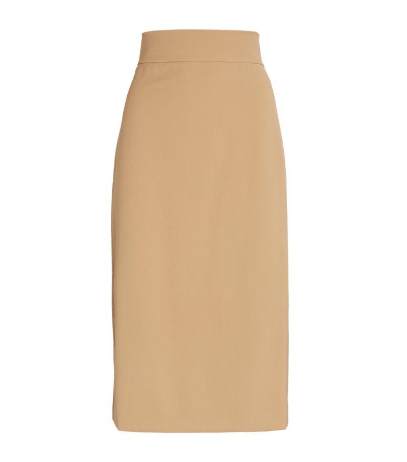 Max Mara Stretch Pencil Skirt