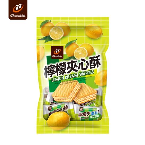 【77】檸檬夾心酥280g