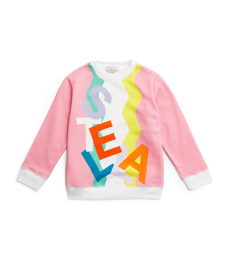 Stella Mccartney Kids Logo Sweatshirt (3-14+ Years)