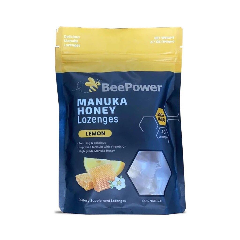 活性麥蘆卡蜂蜜潤喉糖MGO500+-5入試吃包