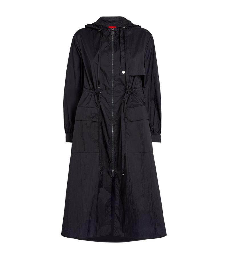 Max & Co Hooded Raincoat