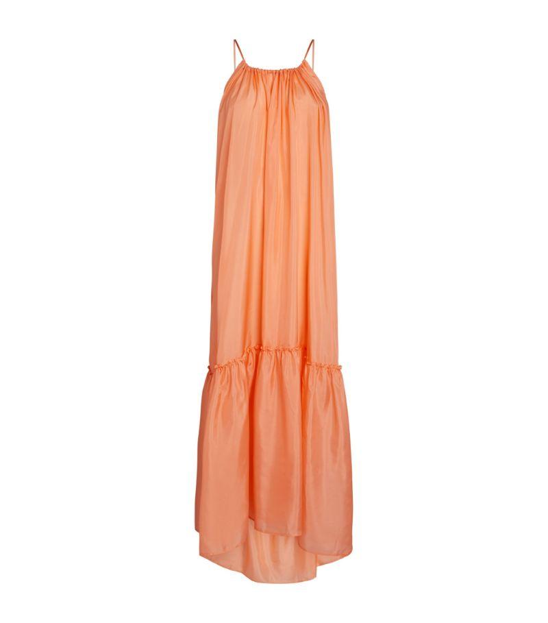 Pour Les Femmes Silk Paris Nightgown