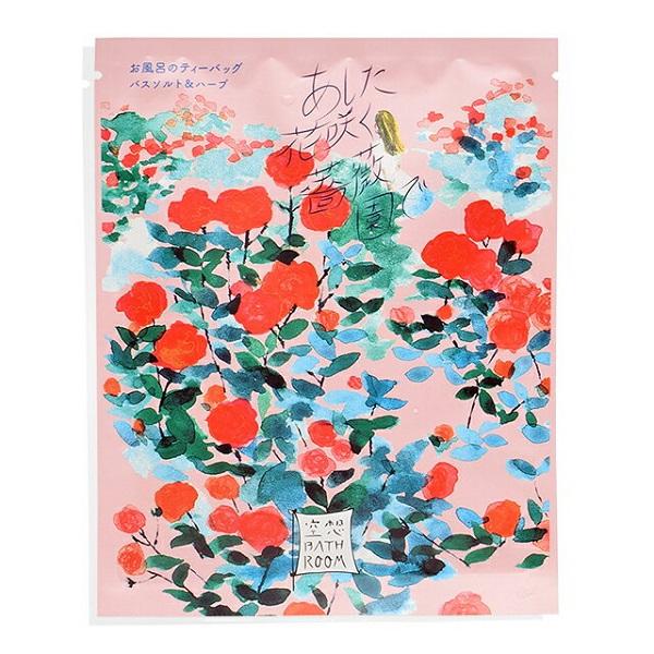C-明日綻放薔薇園入浴劑/30g【康是美】