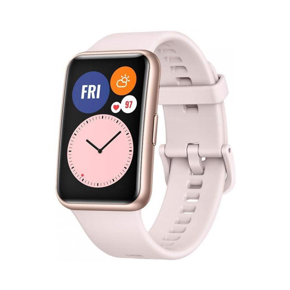 HUAWEI WATCH Fit 智慧手錶 (櫻語粉)