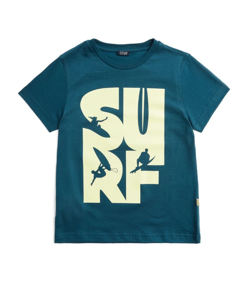 Il Gufo Surf T-Shirt (3-12 Years)